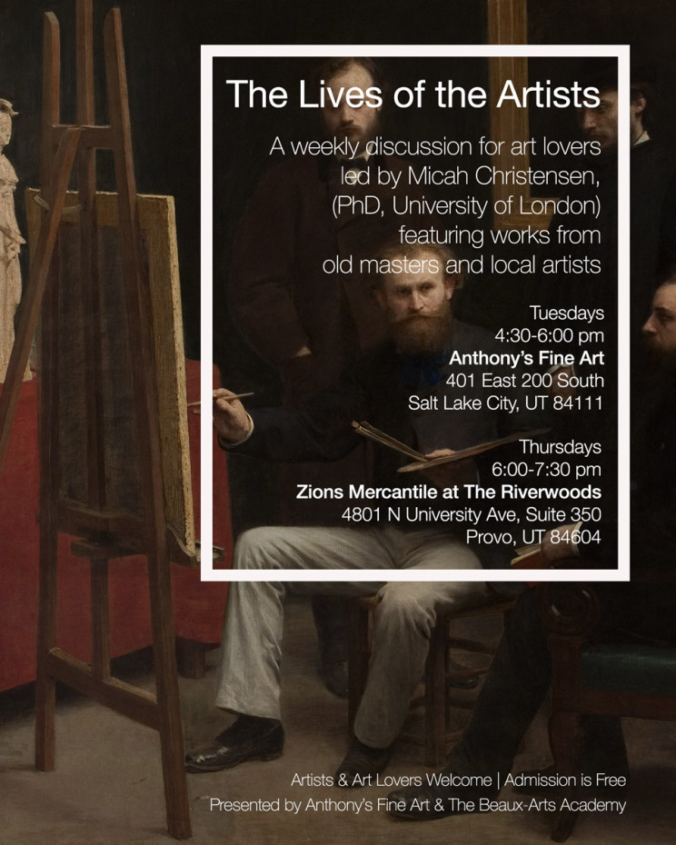 The-Lives-of-the-Artists